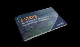 5 steps til nearshore softwareudvikling bog
